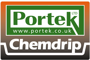 portek chemdrip chemcial bund and spill tray
