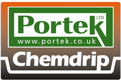 portek chemdrip chemical spill tray and bund