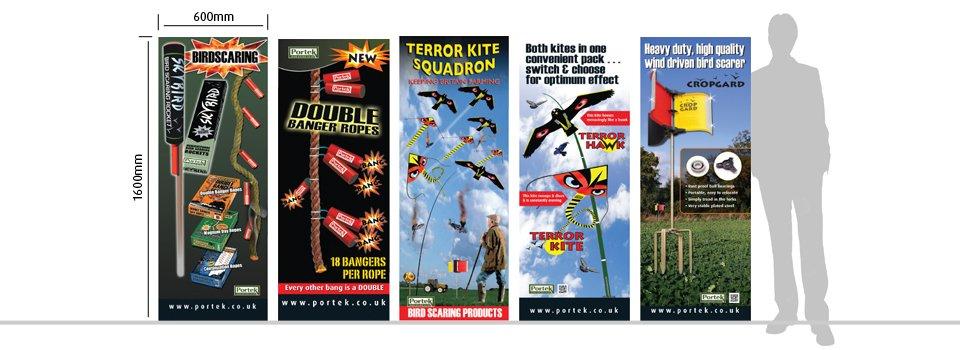 portek dealer banners