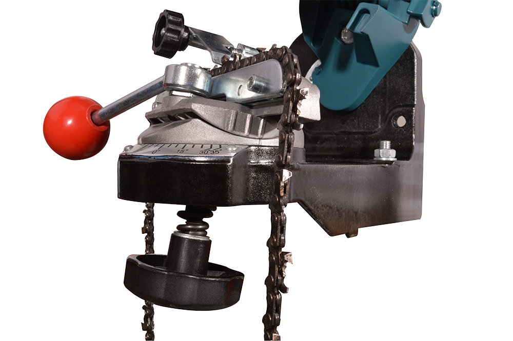 chainmaster ultra mk3 chain sharpener adjustable cradle