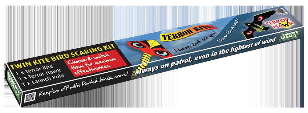 terror kite terror hawk silent bird scaring kits