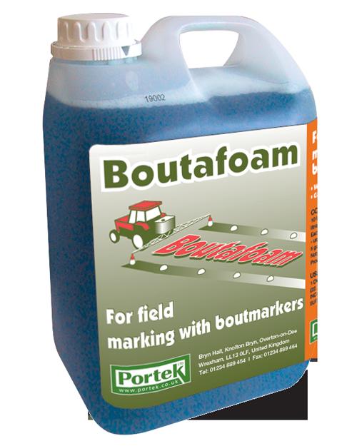 Portek Boutafoam Foamalign Field Marking Blob Marker Dye