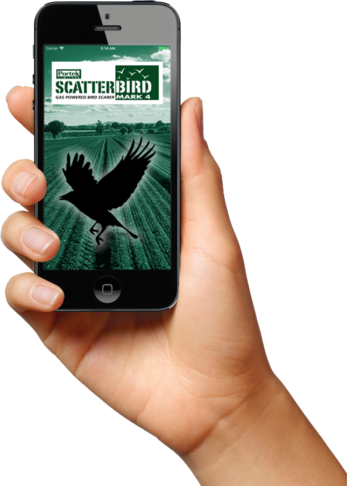 scatterbird mk4 remote control application