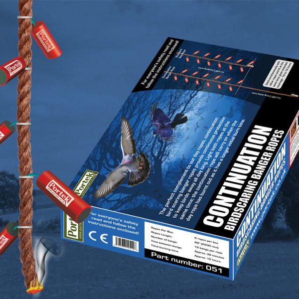 portek ltd night banger ropes continuation ropes