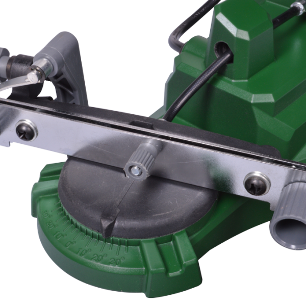 portek flexisharp auto clamp chain sharpener feature