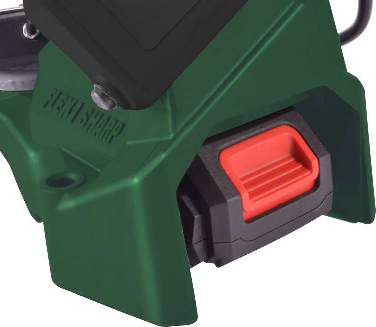 portek flexisharp quick battery replacement feature