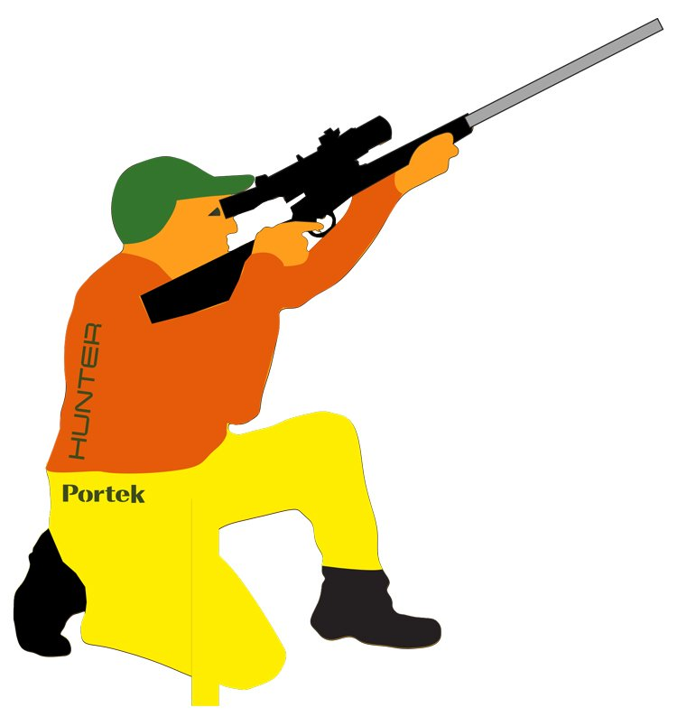 portek optional painting idea hunter birdscarer