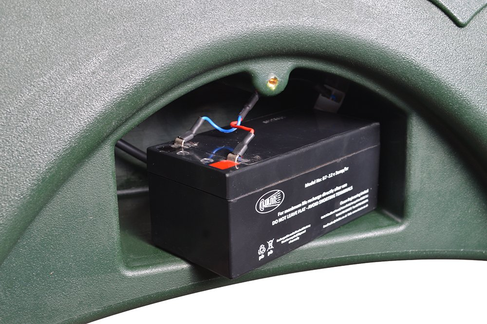scatterbird mark 4 option internal 12v battery portek