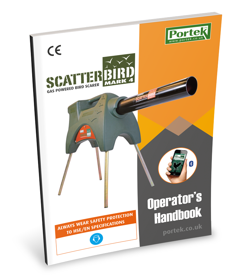 portek scatterbird mk4 operators handbook