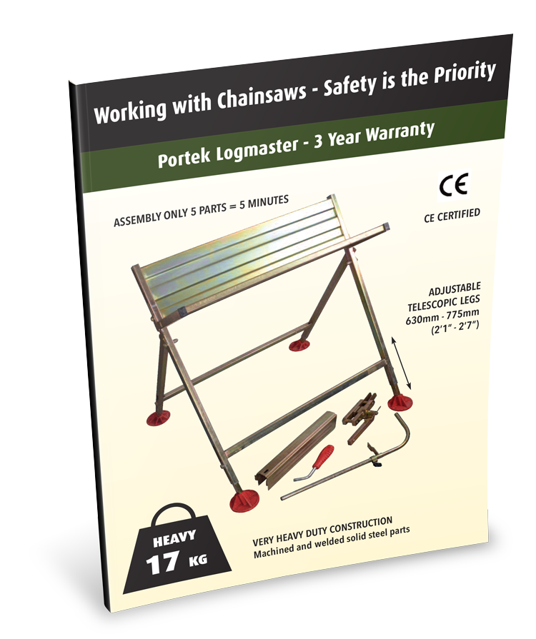 portek logmaster saw horse log bench comparison guide