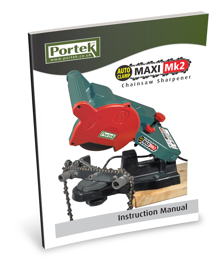 portek chainmaster maxi mk2 instruction manual