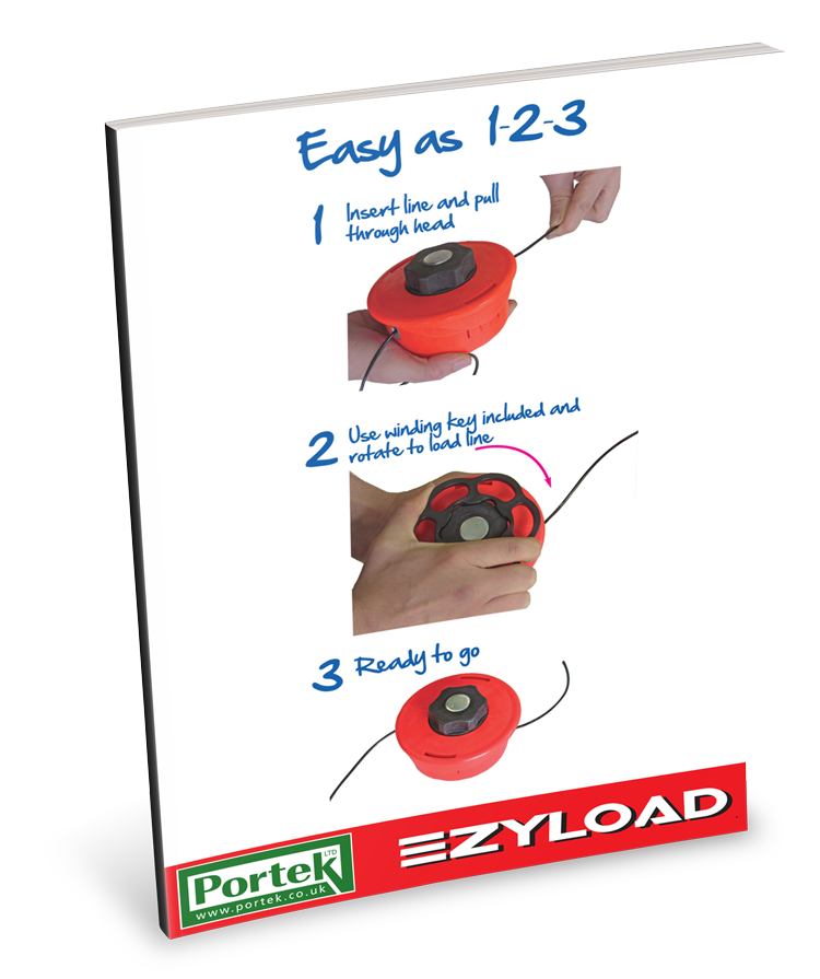 portek powerstrim ezyload fitting instructions