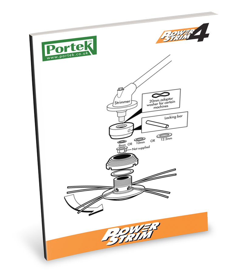 portek powerstrim 4 fitting instructions
