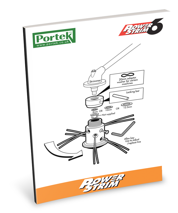 portek powerstrim 6 fitting instructions