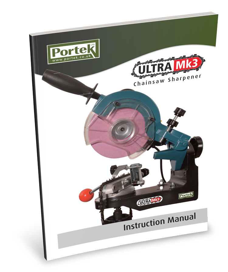 portek chainmaster ultra mk3 instruction manual