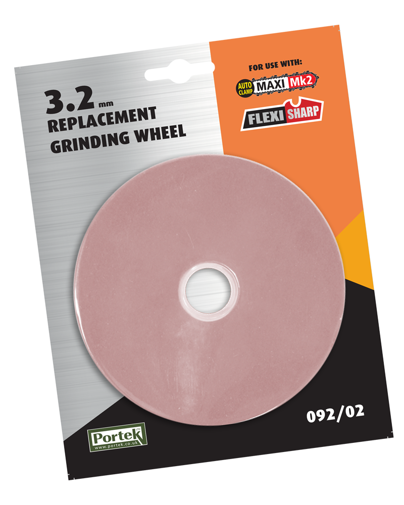 flexisharp replacement grinding wheel 3.2mm portek